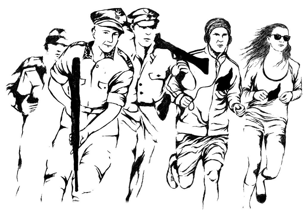 Sprawni jak żołnierze